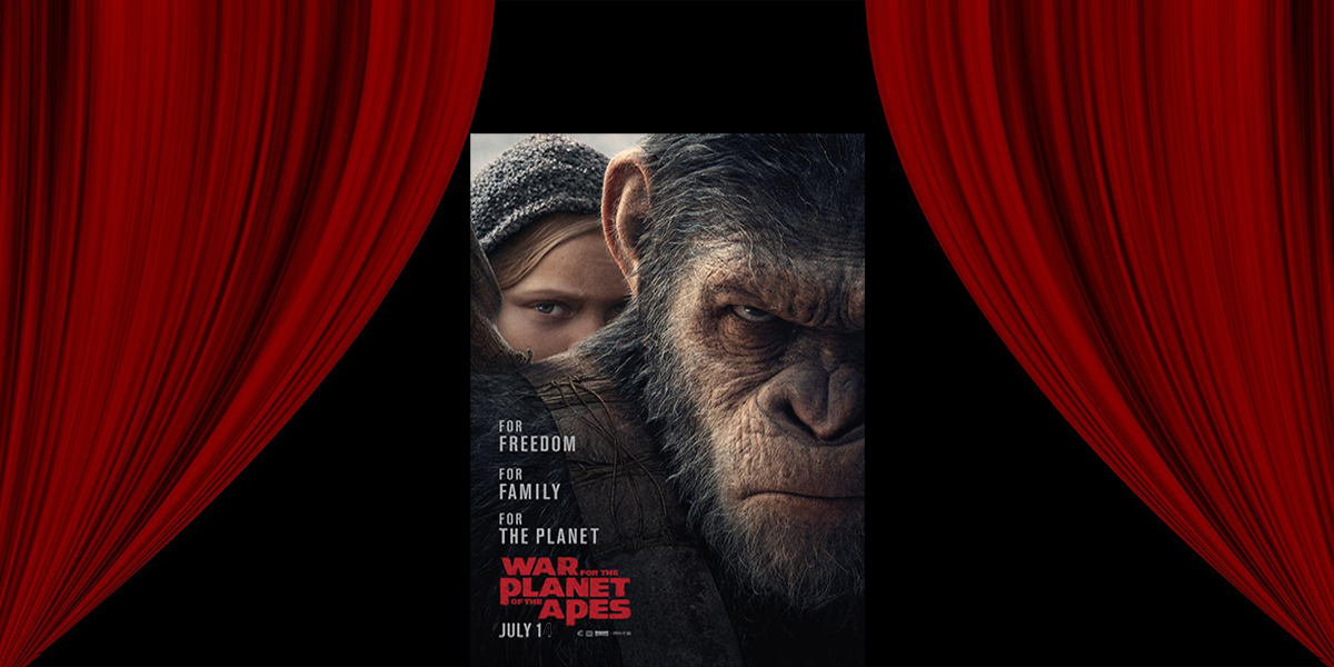 War for the Planet of the Apes – Movie Review