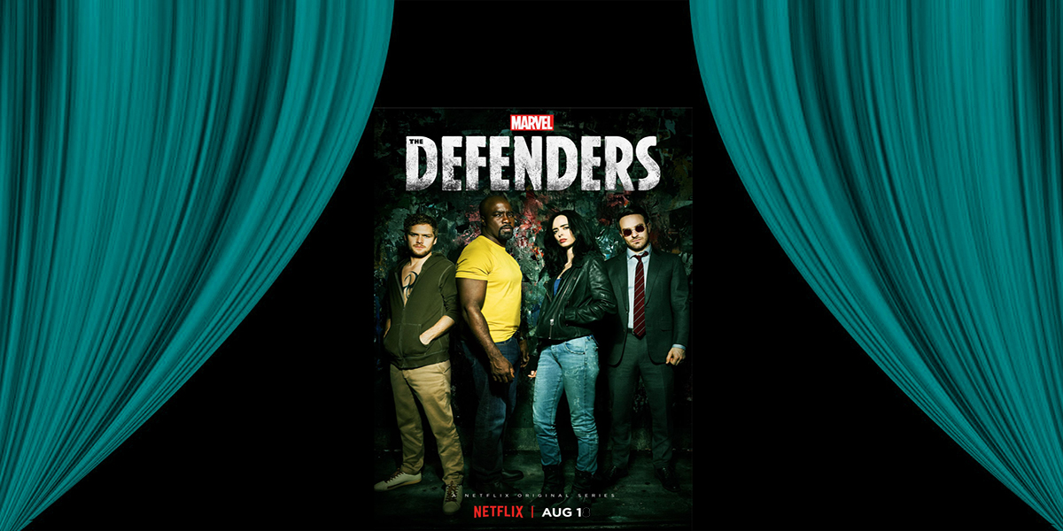 The Defenders Poster | FlickHive