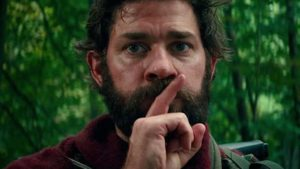 john krasinski a quiet place review